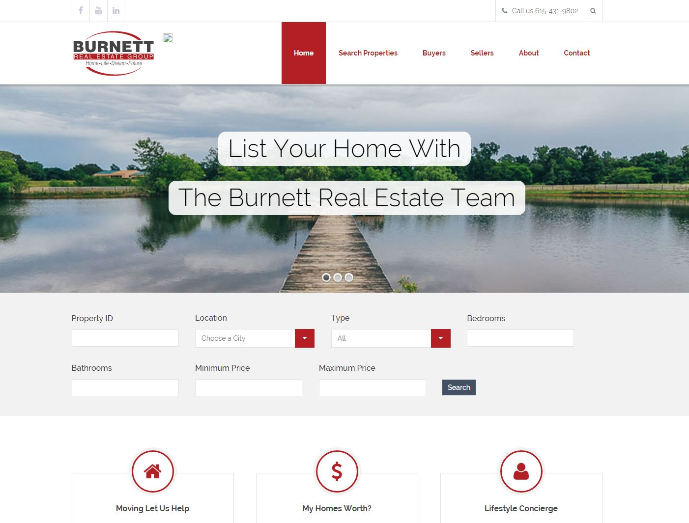 Burnett Real Estate Group